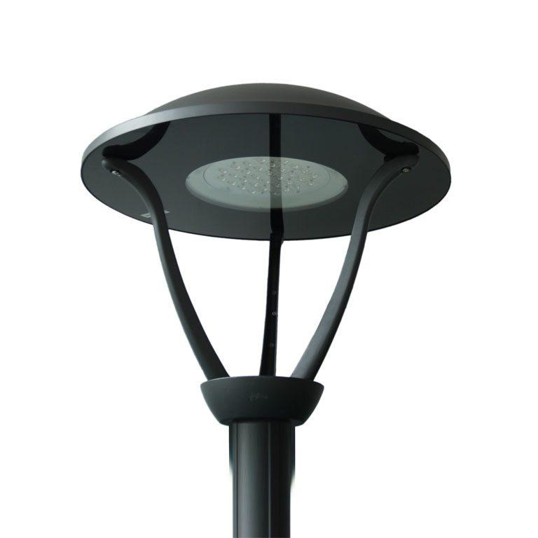G02 series CE CB ENEC IP66 IK08 80W 130LM/W adjustable dia-cast aluminum photocell dimmable solar led garden light,led decorative luminaires,led pendant lamp,led parking lights,eight years warranty,tool-free maintenance,class II.