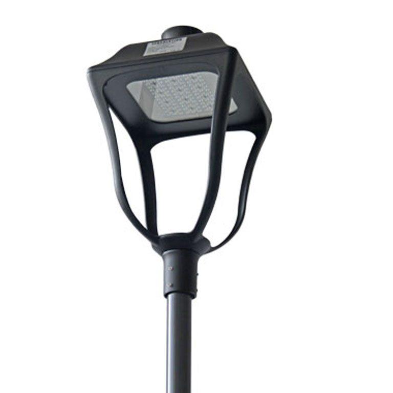G08 series CE CB ENEC IP66 IK08 50W 130LM/W adjustable dia-cast aluminum photocell dimmable solar led garden light,led decorative luminaires,led pendant lamp,led parking lights,eight years warranty,tool-free maintenance,class II.