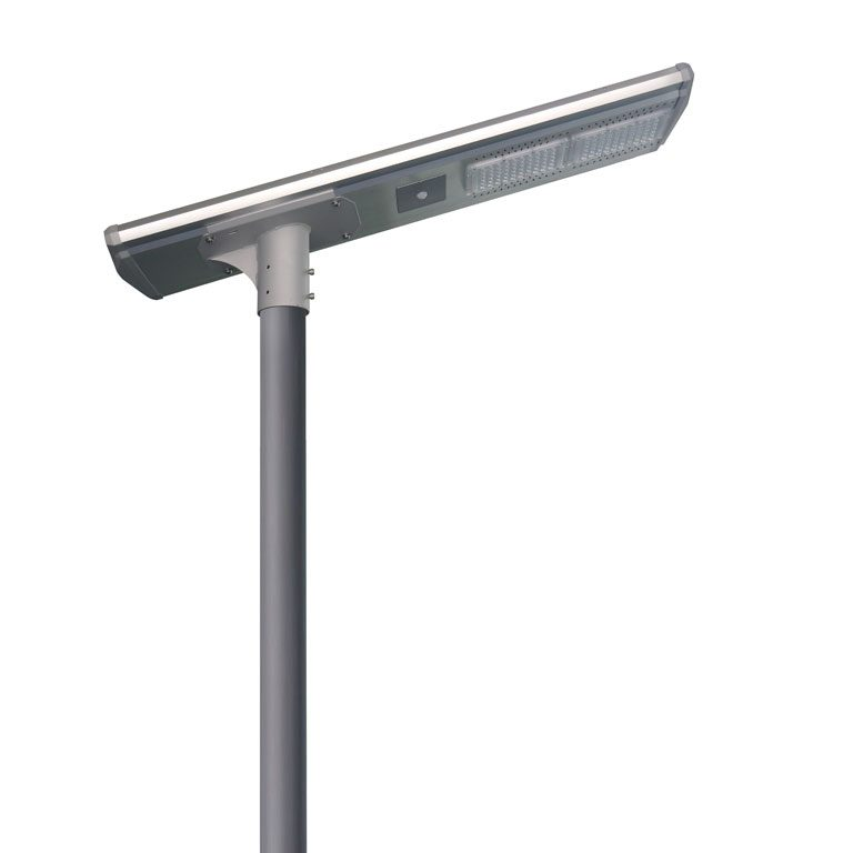 TC series smart MPPT CE Waterproof 50W adjustable Motion Sensor Remote Control Integrated lithium battery Solar led Street Light,all in one Solar Street Light,LiFePO4 solar lamp,Solar Garden Light,led urban lights,led road luminaires,led street lamp,five years warranty