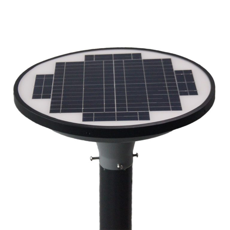 UFO smart MPPT CE Waterproof 40W adjustable Motion Sensor Remote Control Integrated lithium battery Solar led Street Light,all in one Solar Street Light,LiFePO4 solar lamp,Solar Garden Light,led urban lights,led road luminaires,led street lamp,five years warranty