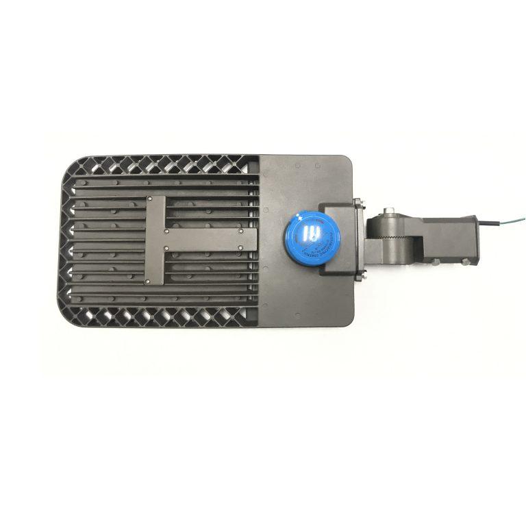 SP series CE CB ENEC IP67 IK09 60W 140LM/W adjustable dia-cast aluminum photocell dimmable led street light,led urban lights,led shoebox lamp,led parking light