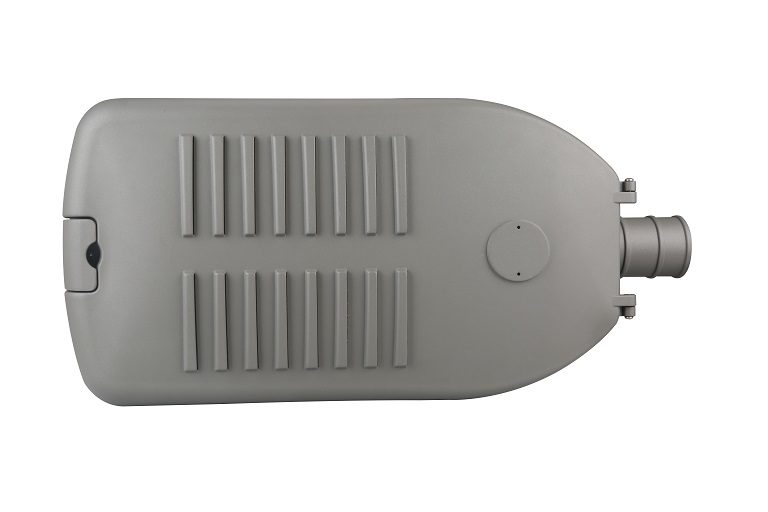 P18 series CE CB ENEC IP67 IK09 100W 160LM/W adjustable photocell dia-cast aluminum photocell dimmable led street light,led urban lights,led road luminaires,led street lamp,eight years warranty,tool-free maintenance,class II.