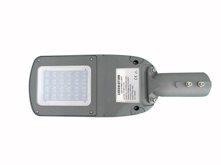 K290 series CE CB ENEC IP67 IK09 100W 140LM/W adjustable photocell dia-cast aluminum photocell dimmable led street light,led urban lights,led road luminaires,led street lamp,eight years warranty,tool-free maintenance,class II.