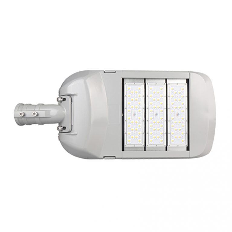 19B series CE CB ENEC IP67 IK09 150W 160LM/W adjustable photocell dia-cast aluminum photocell dimmable led street light,led urban lights,led road luminaires,led street lamp,eight years warranty,tool-free maintenance,class II.