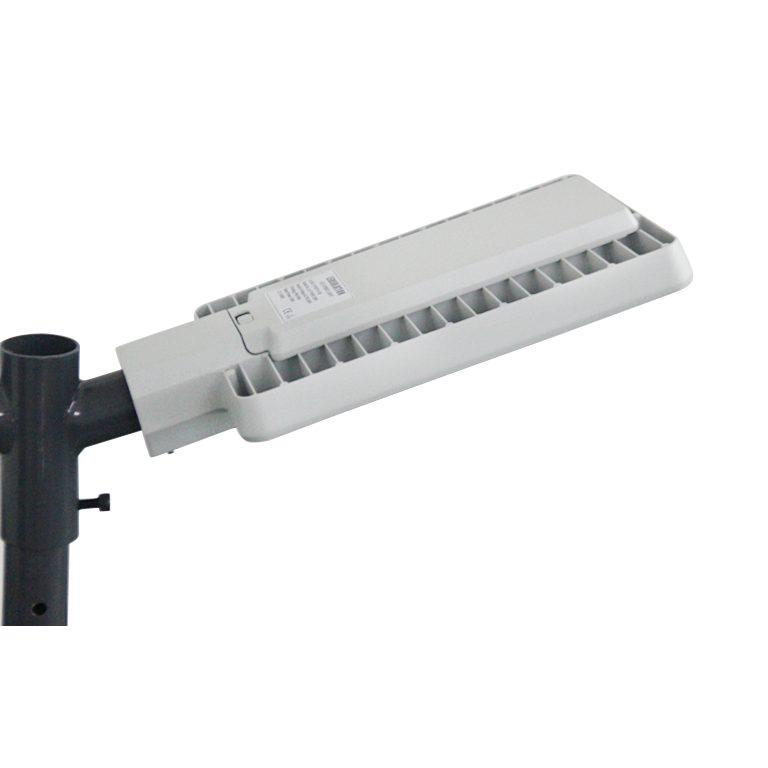P16 series CE CB ENEC IP67 IK09 60W 140LM/W adjustable photocell dia-cast aluminum photocell dimmable led street light,led urban lights,led road luminaires,led street lamp,eight years warranty,tool-free maintenance,class II.