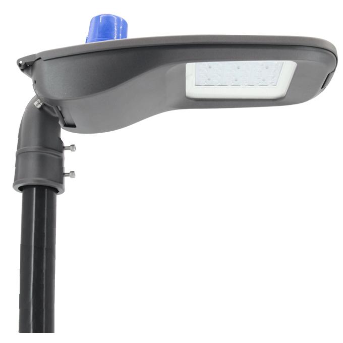 K130 CE CB ENEC IP67 IK09 120W 140LM/W adjustable photocell dia-cast aluminum photocell dimmable led street light,led urban lights,led road luminaires,led street lamp,eight years warranty,tool-free maintenance,class II.