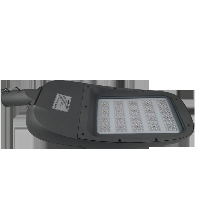 Z03 series CE CB ENEC IP67 IK09 180W 140LM/W adjustable photocell dia-cast aluminum photocell dimmable led street light,led urban lights,led road luminaires,led street lamp,eight years warranty,tool-free maintenance,class II.