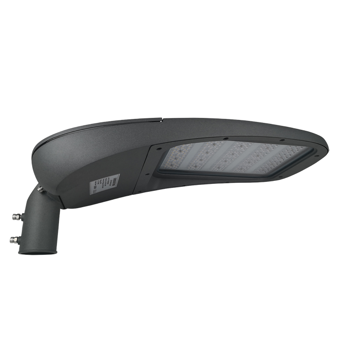 Z03 series CE CB ENEC IP67 IK09 220W 140LM/W adjustable photocell dia-cast aluminum photocell dimmable led street light,led urban lights,led road luminaires,led street lamp,eight years warranty,tool-free maintenance,class II.
