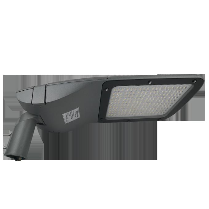 K180 series CE CB ENEC IP67 IK09 300W 140LM/W adjustable photocell dia-cast aluminum photocell dimmable led street light,led urban lights,led road luminaires,led street lamp,eight years warranty,tool-free maintenance,class II.