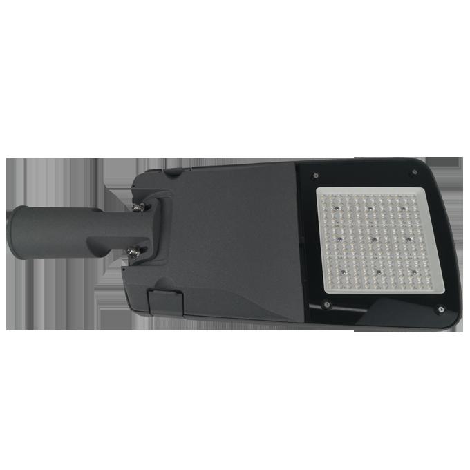 Alef series CE CB ENEC IP67 IK09 150W 140LM/W adjustable photocell dia-cast aluminum photocell dimmable led street light,led urban lights,led road luminaires,led street lamp,eight years warranty,tool-free maintenance,class II.