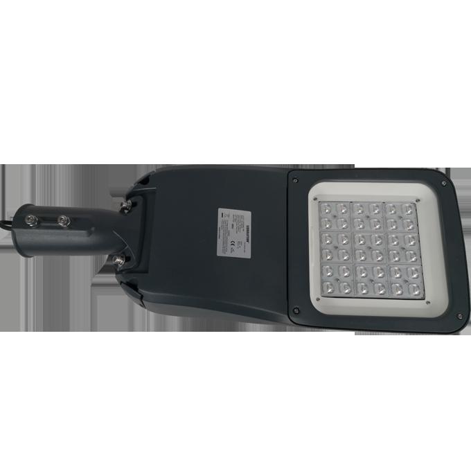 K190 series CE CB ENEC IP67 IK09 100W 140LM/W adjustable photocell dia-cast aluminum photocell dimmable led street light,led urban lights,led road luminaires,led street lamp,eight years warranty,tool-free maintenance,class II.