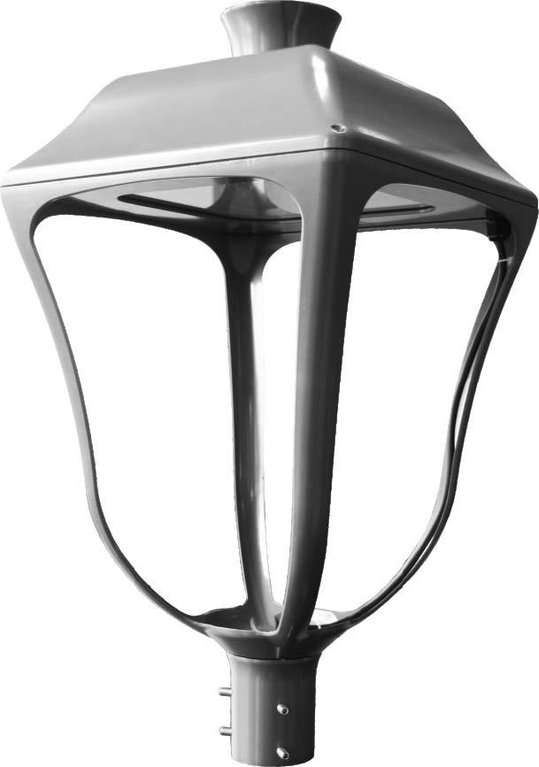 G08 series CE CB ENEC IP66 IK08 60W 130LM/W adjustable dia-cast aluminum photocell dimmable solar led garden light,led decorative luminaires,led pendant lamp,led parking lights,eight years warranty,tool-free maintenance,class II.