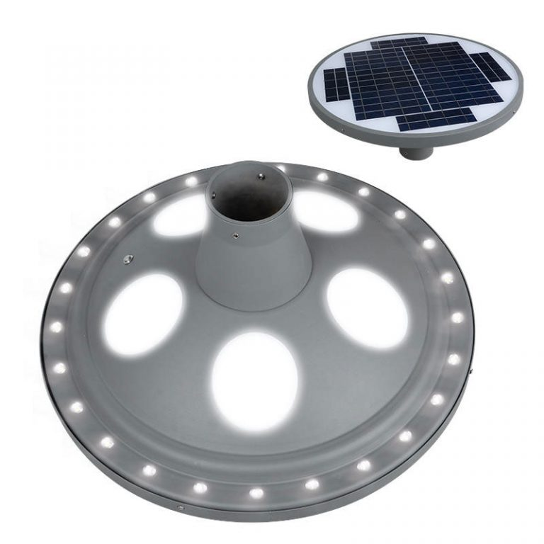 UFO series smart MPPT CE Waterproof 40W adjustable Motion Sensor Remote Control Integrated lithium battery Solar led Street Light,all in one Solar Street Light,LiFePO4 solar lamp,Solar Garden Light,led urban lights,led road luminaires,led street lamp,five years warranty