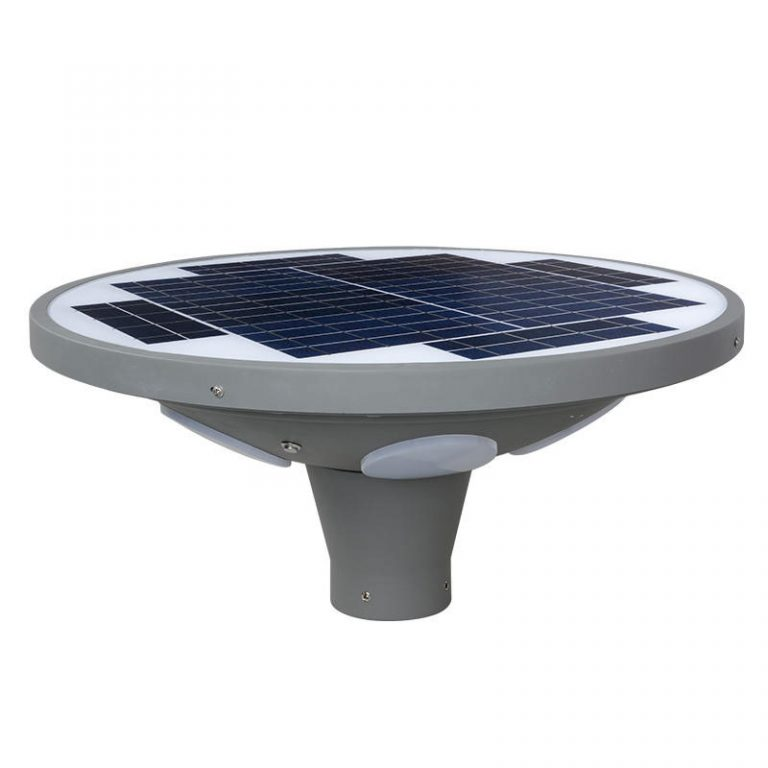 UFO series smart MPPT CE Waterproof 20W adjustable Motion Sensor Remote Control Integrated lithium battery Solar led Street Light,all in one Solar Street Light,LiFePO4 solar lamp,Solar Garden Light,led urban lights,led road luminaires,led street lamp,five years warranty
