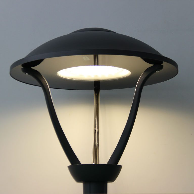 die- casting housing outdoor garden lamp