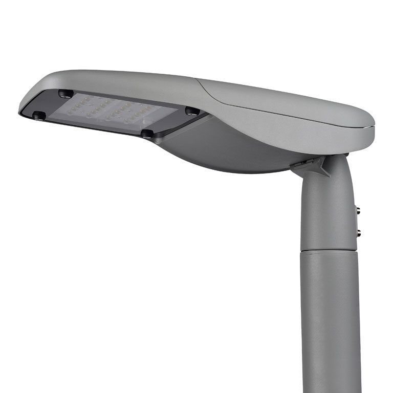 K170 LED Street Light side view