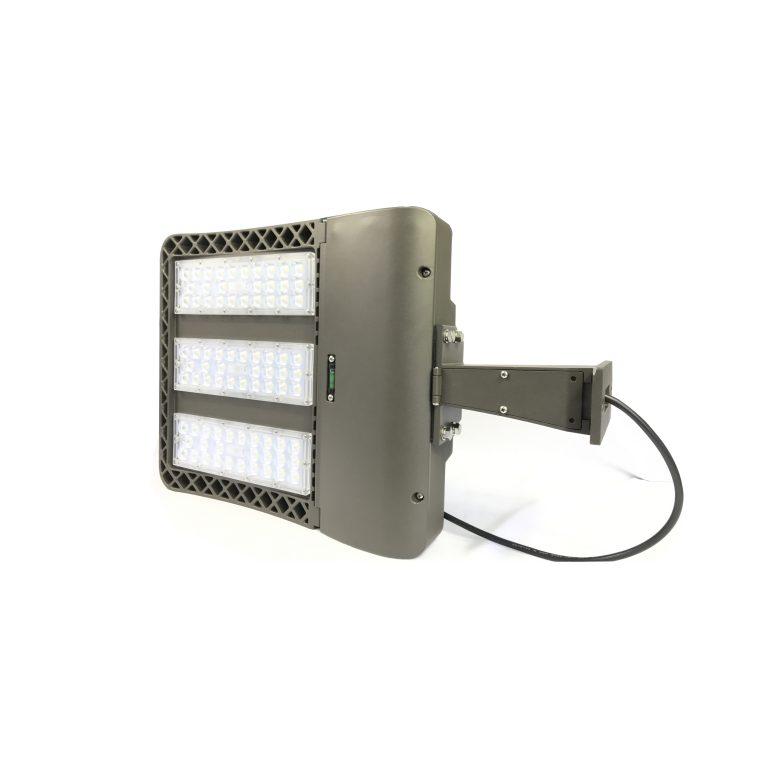 SP series CE CB ENEC IP67 IK09 250W 140LM/W adjustable dia-cast aluminum photocell dimmable led street light,led urban lights,led shoebox lamp,led parking light
