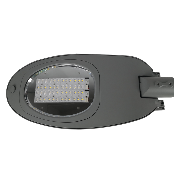 K150 series CE CB ENEC IP67 IK09 150W 140LM/W adjustable photocell dia-cast aluminum photocell dimmable led street light,led urban lights,led road luminaires,led street lamp,eight years warranty,tool-free maintenance,class II.