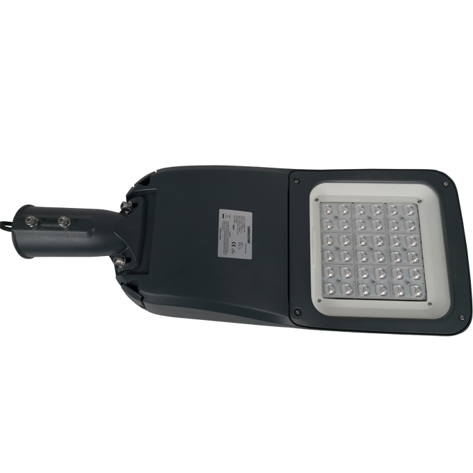 K190 series CE CB ENEC IP67 IK09 100W 140LM/W adjustable photocell dia-cast aluminum photocell dimmable led street light,led urban lights,led road luminaires,led street lamp,eight years warranty,tool-free maintenance,class II.