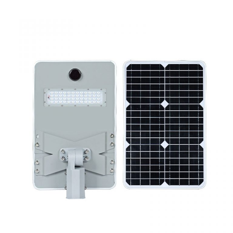 AI series smart MPPT CE Waterproof 50W adjustable Motion Sensor Remote Control Integrated lithium battery Solar led Street Light,all in one Solar Street Light,LiFePO4 solar lamp,Solar Garden Light,led urban lights,led road luminaires,led street lamp,five years warranty