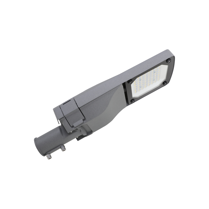 Alef series CE CB ENEC IP67 IK09 100W 140LM/W adjustable photocell dia-cast aluminum photocell dimmable led street light,led urban lights,led road luminaires,led street lamp,eight years warranty,tool-free maintenance,class II.