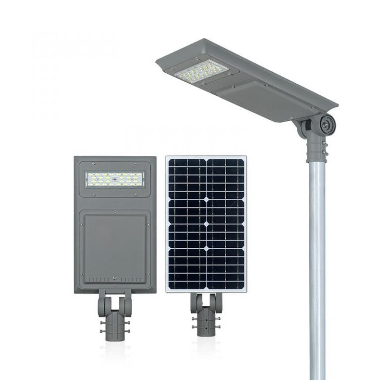 BT series smart MPPT CE Waterproof 40W adjustable Motion Sensor Remote Control Integrated lithium battery Solar led Street Light,all in one Solar Street Light,LiFePO4 solar lamp,Solar Garden Light,led urban lights,led road luminaires,led street lamp,five years warranty