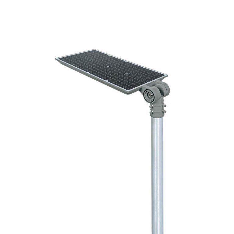 BT series smart MPPT CE Waterproof 50W adjustable Motion Sensor Remote Control Integrated lithium battery Solar led Street Light,all in one Solar Street Light,LiFePO4 solar lamp,Solar Garden Light,led urban lights,led road luminaires,led street lamp,five years warranty