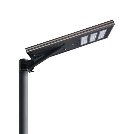 IS series smart MPPT CE Waterproof 80W adjustable Motion Sensor Remote Control Integrated lithium battery Solar led Street Light,all in one Solar Street Light,LiFePO4 solar lamp,Solar Garden Light,led urban lights,led road luminaires,led street lamp,five years warranty