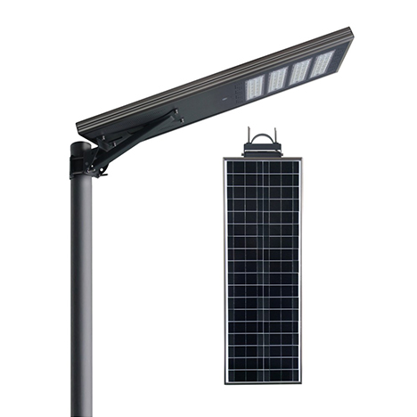 IS series smart MPPT CE Waterproof 100W adjustable Motion Sensor Remote Control Integrated lithium battery Solar led Street Light,all in one Solar Street Light,LiFePO4 solar lamp,Solar Garden Light,led urban lights,led road luminaires,led street lamp,five years warranty