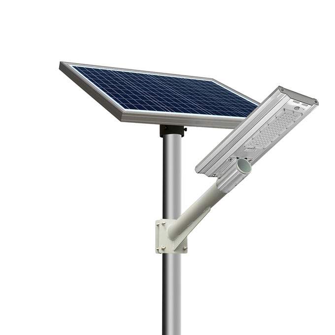 SS series smart MPPT CE Waterproof 100W adjustable Motion Sensor Remote Control Separated lithium battery Solar led Street Light,all in two Solar Street Light,LiFePO4 solar lamp,Solar Garden Light,led urban lights,led road luminaires,led street lamp,five years warranty