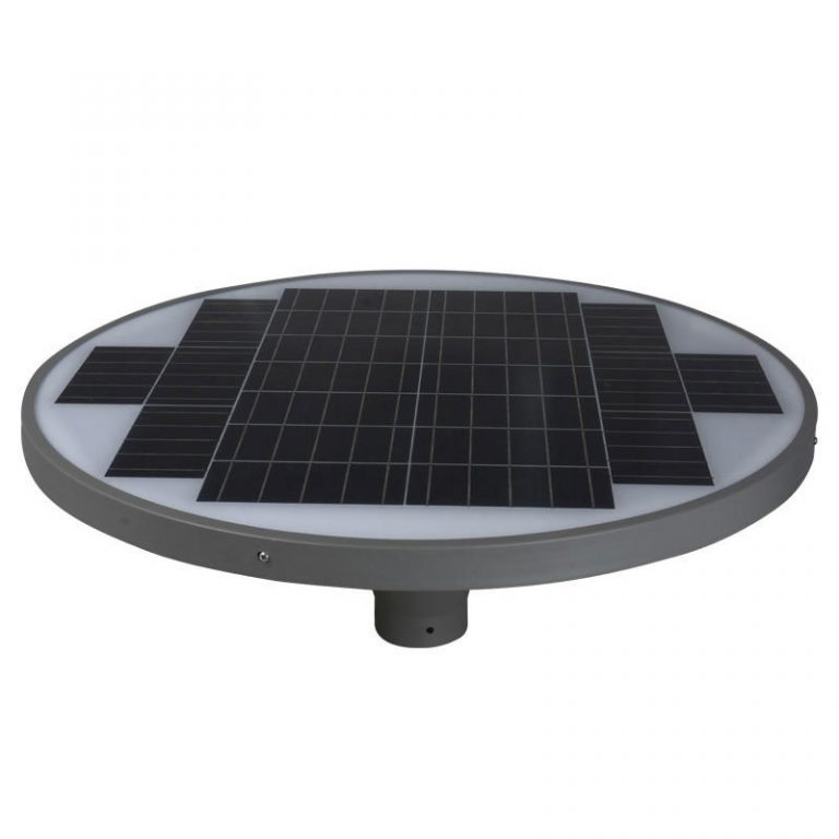 UFO series smart MPPT CE Waterproof 50W adjustable Motion Sensor Remote Control Integrated lithium battery Solar led Street Light,all in one Solar Street Light,LiFePO4 solar lamp,Solar Garden Light,led urban lights,led road luminaires,led street lamp,five years warranty