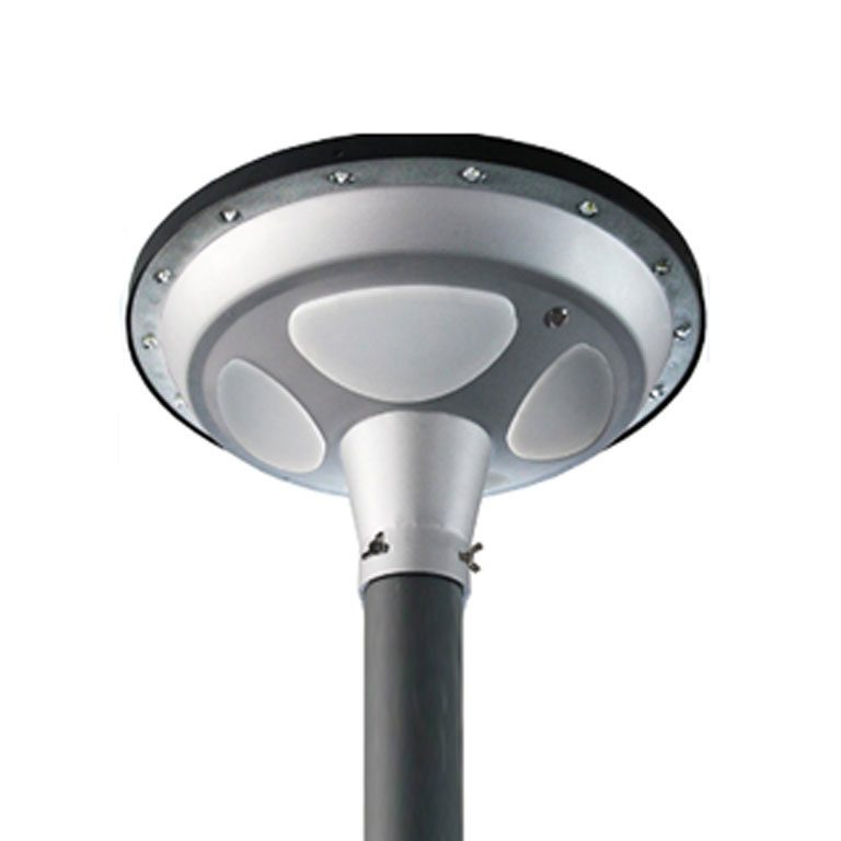 UFO smart MPPT CE Waterproof 20W adjustable Motion Sensor Remote Control Integrated lithium battery Solar led Street Light,all in one Solar Street Light,LiFePO4 solar lamp,Solar Garden Light,led urban lights,led road luminaires,led street lamp,five years warranty